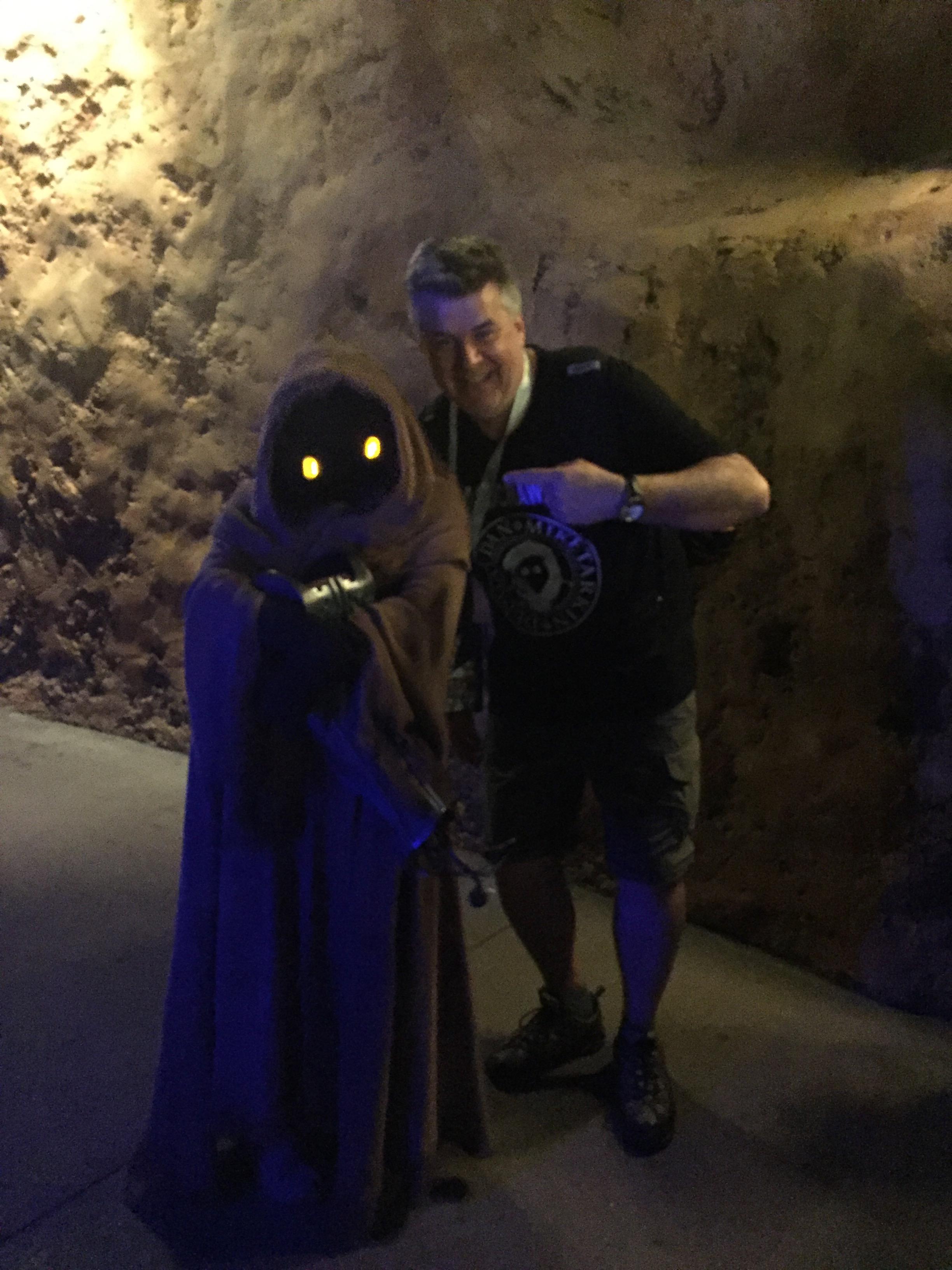 Galactic Nights at Disney's Hollywood Studios