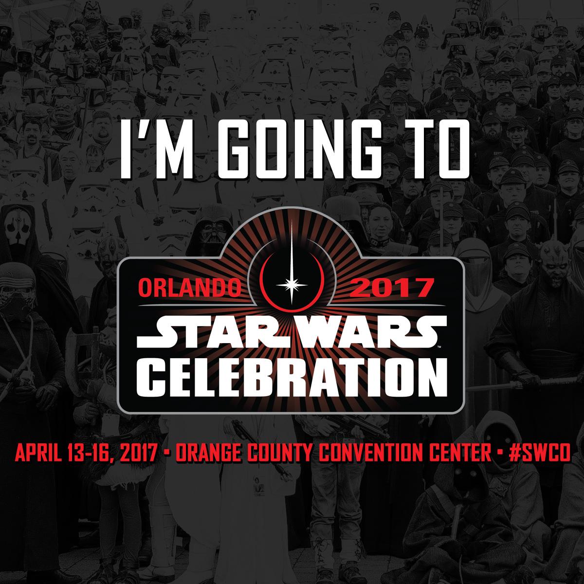 Star Wars Celebration Orlando '17