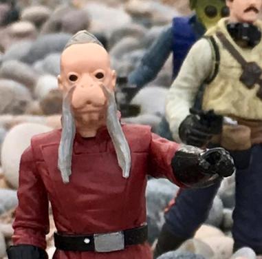 Han Solo's Last Chance