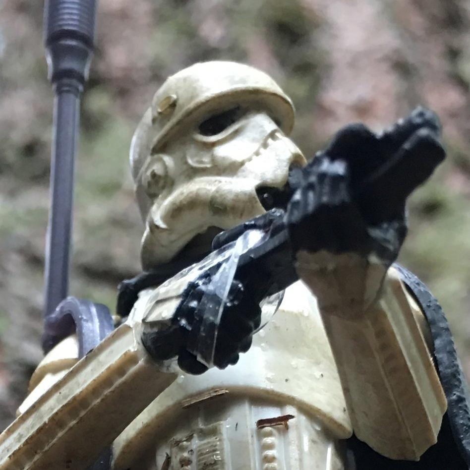 Mimban Trooper: Lone Wolf