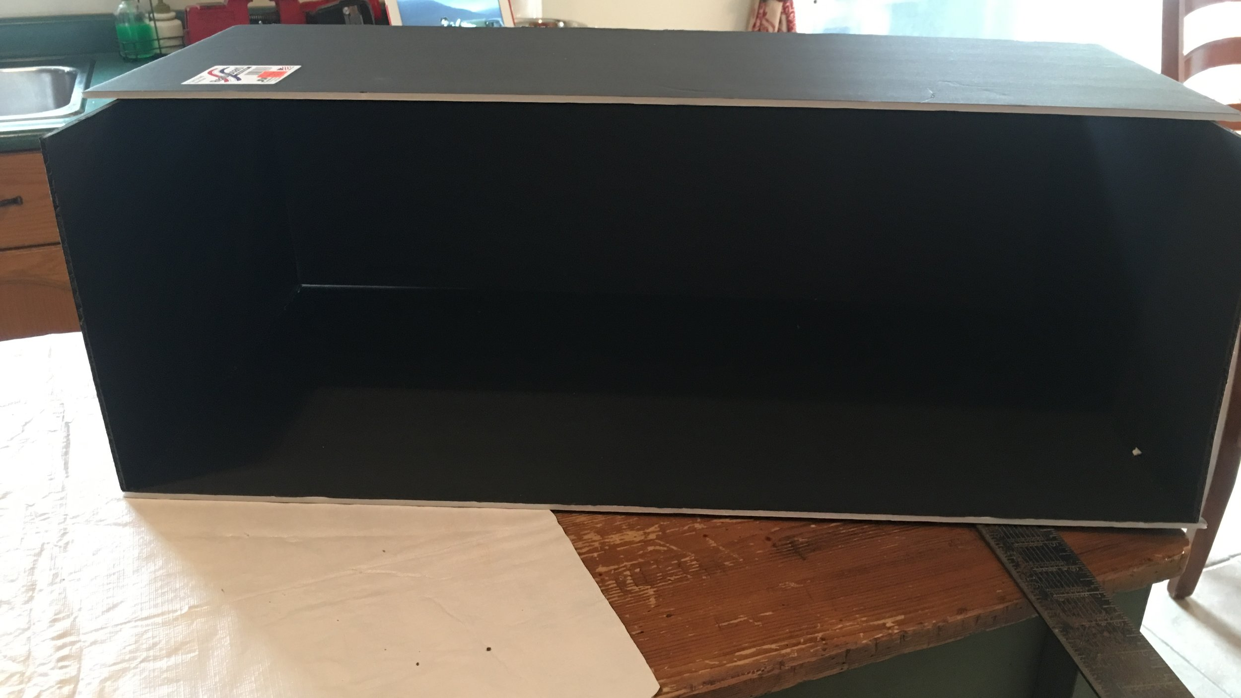 """Foam Core Board """"Box"""""""