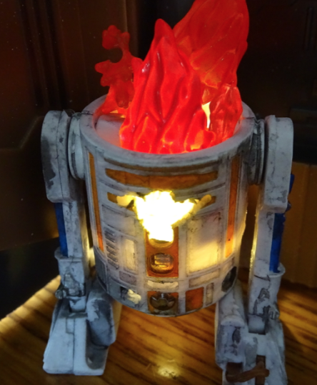 """Finished """"R2-BBQ"""""""