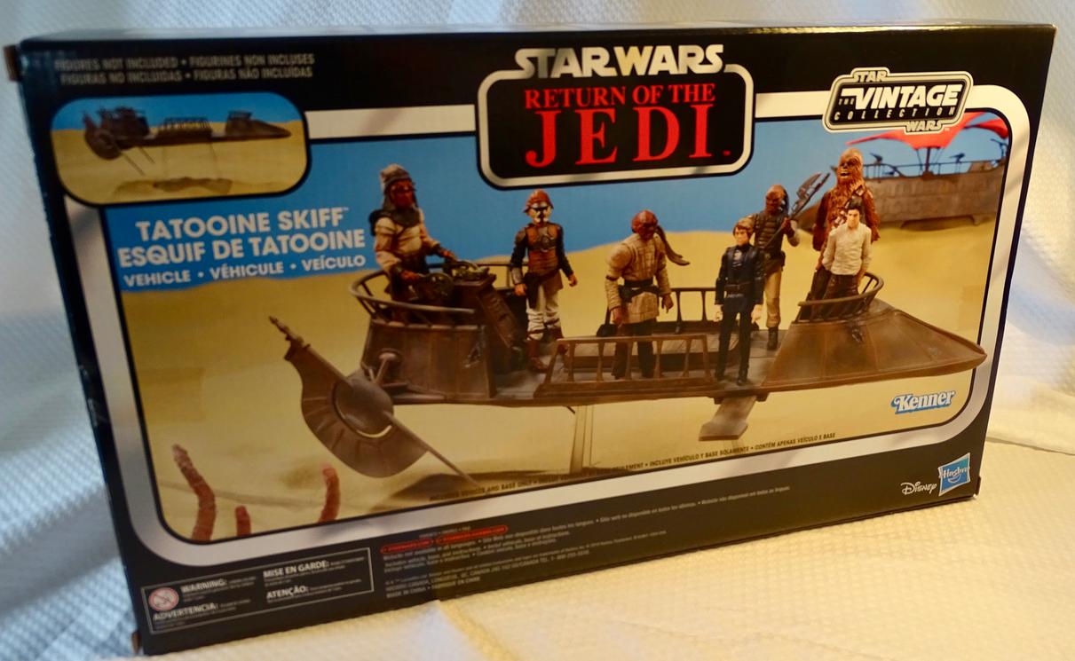 Vintage Collection Tatooine Skiff
