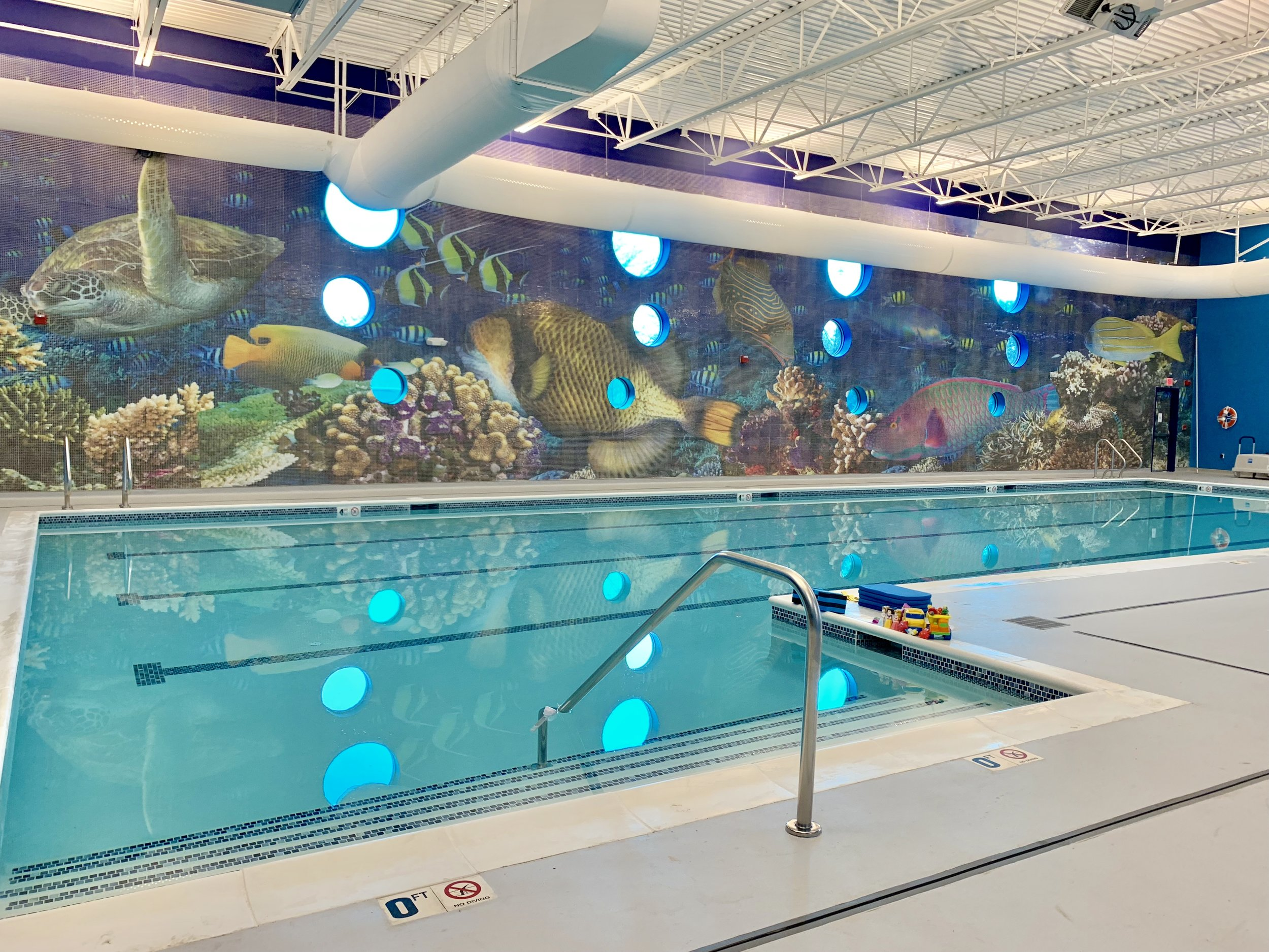 NJ Commercial Pool