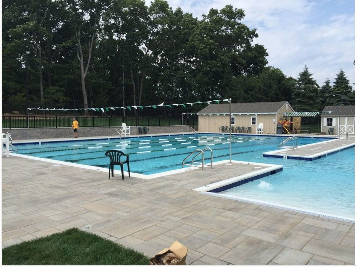Commercial Community Pool