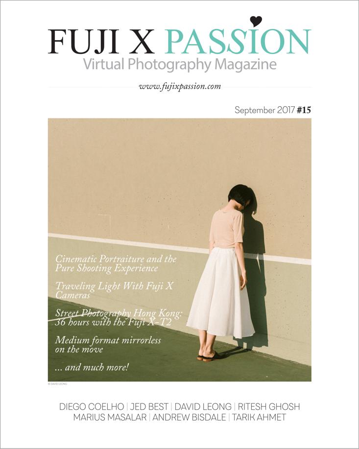 Fuji X Passion Magazine - Author,