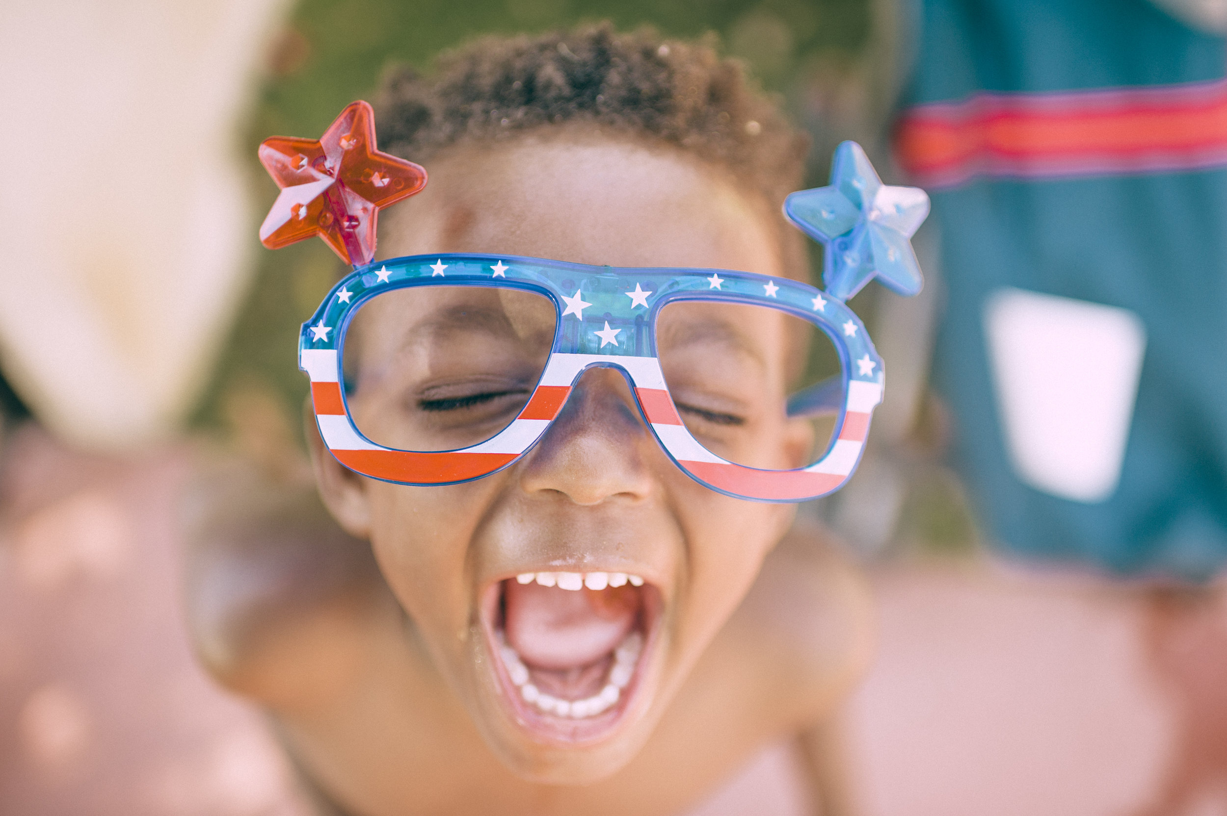 Week 4: America Proud - During the week of July 1-5, we will focus on America's independence through activities and crafts. We'll also take a fun field trip to the observatory!