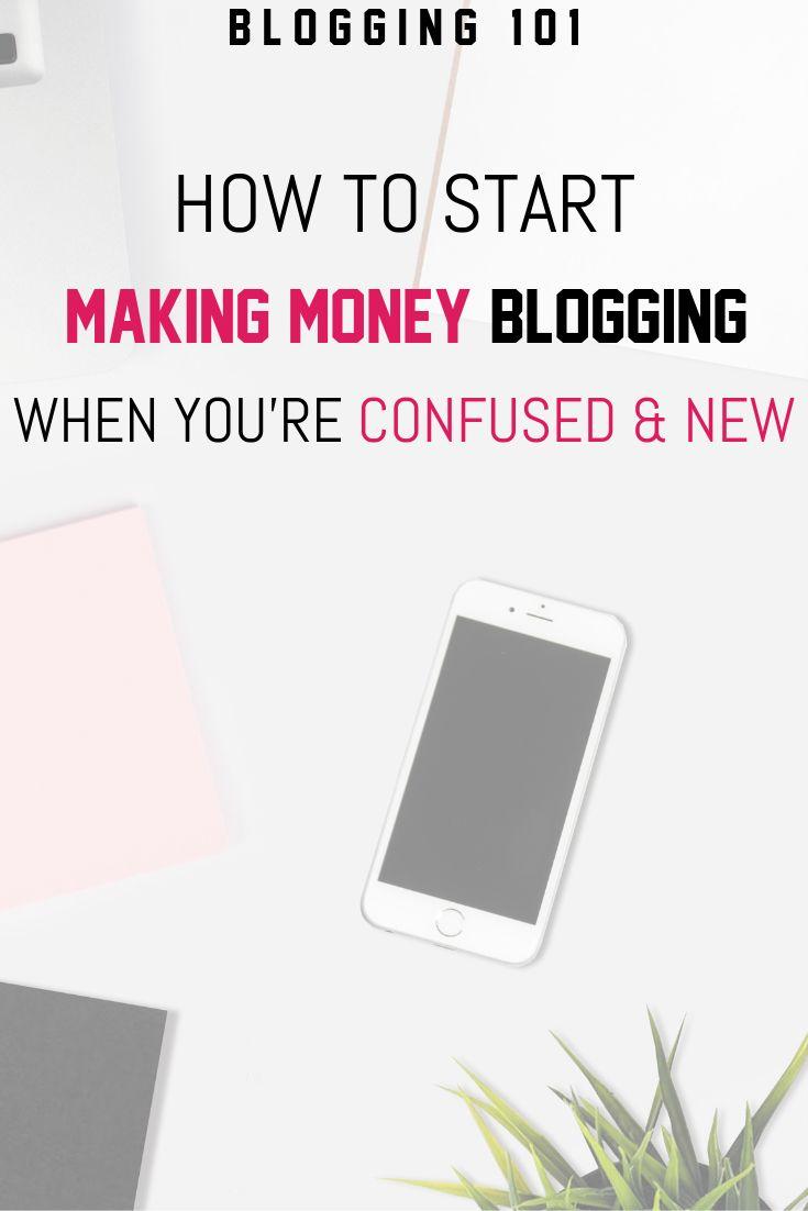 How to Start Making Money Blogging   #makemoney     #makemoneyonline    #onlinejobs