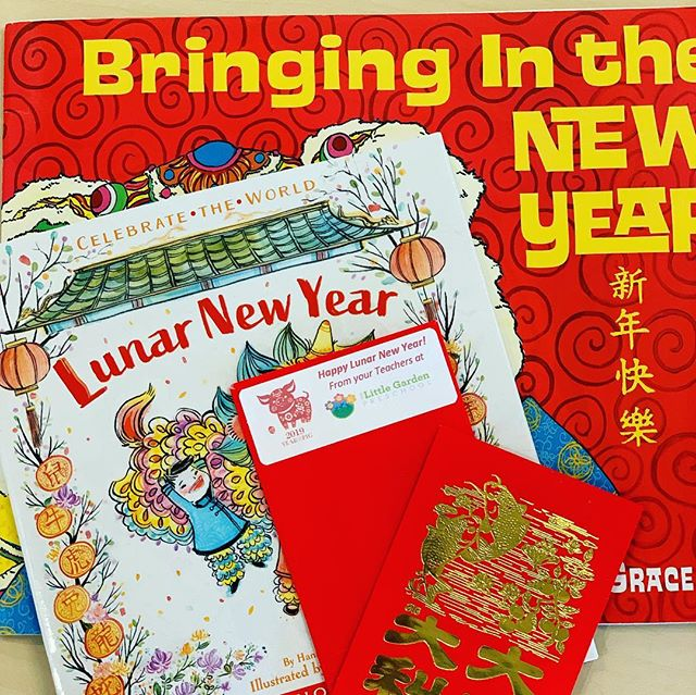 Happy Lunar New Year! . . . . . #lunarnewyear #wontons #lanterns #yearofthepig🐷  #preschoolactivities #preschooldays #thelittlegardenpreschool #celebrations #traditions