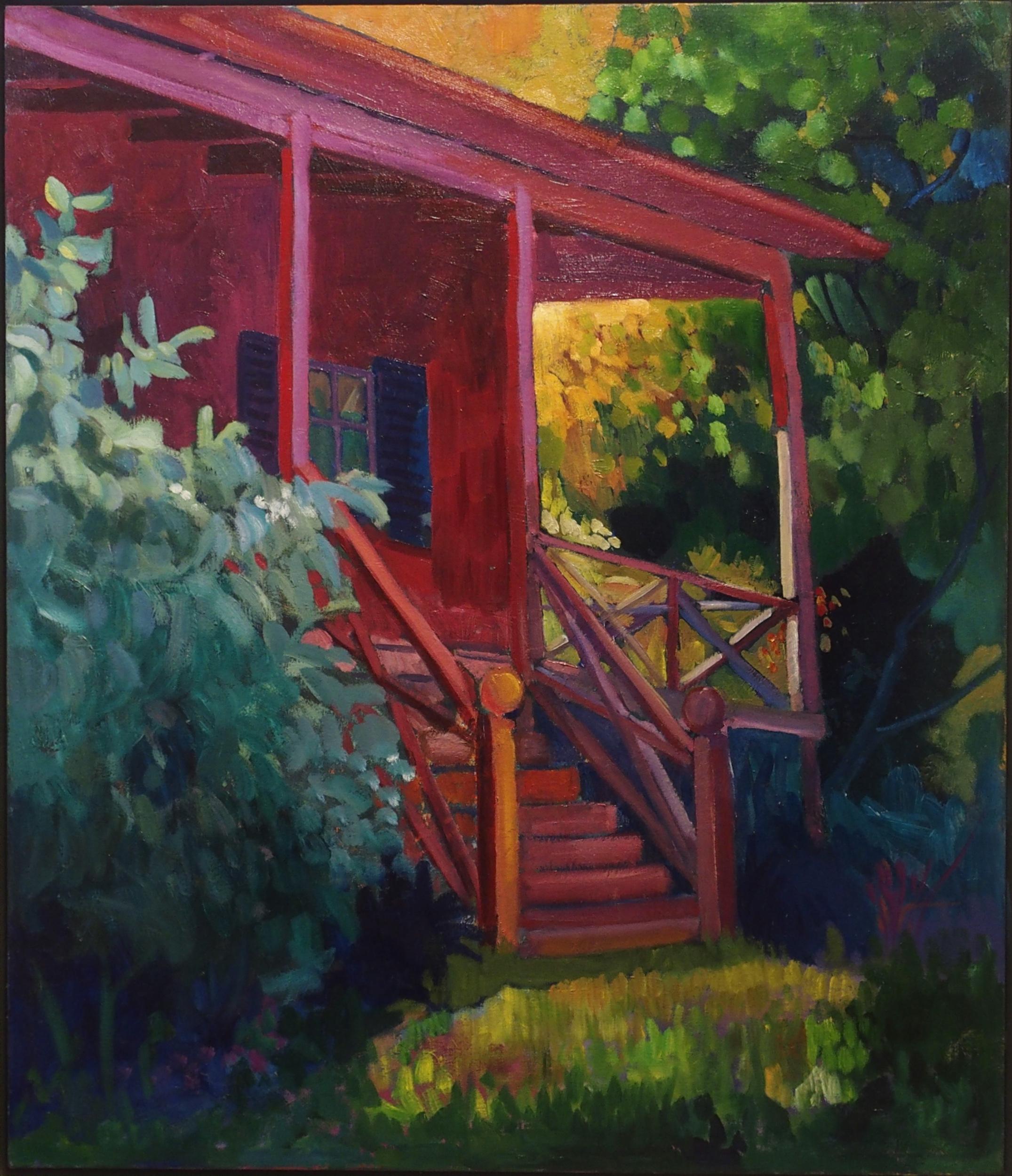 #742  Lake House