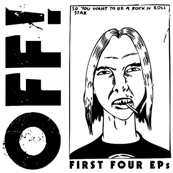 OFF! - Lynch recorded and mixed tracks for L.A. punk supergroup OFF!'s First Four EP's as well as their eponymous follow-up.
