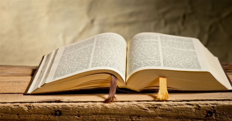 We are taught from the Bible. - This takes the form of Bible reading and a sermon.   A sermon is a fancy word to describe our Pastor or deacon teaching us from God's word in a interesting and applicable way.    Our sermons are simple, but challenging. They include a realization of our sin and a focus on our Savior, Jesus.