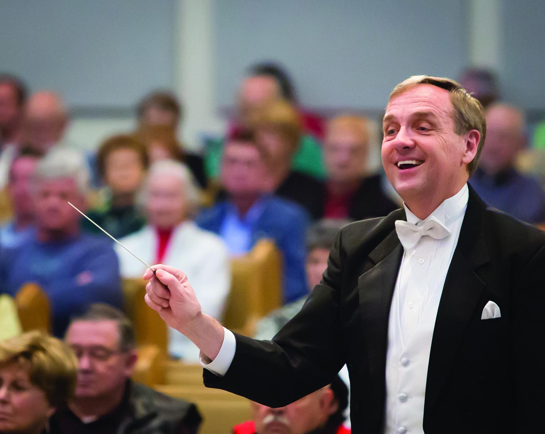 Dr.. Richard Fischer, conductor