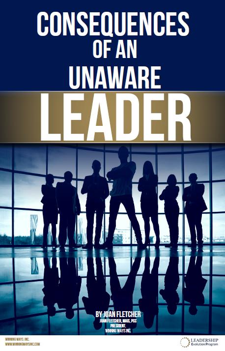 Unaware Leader cover