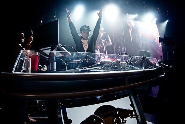 Celebrating 10 years of nightlife May 31st. RSVP in Bio. ************ 2011 Red Bull Thre3style National Finals. I had applied for a job at Sound Academy 6 months earlier and didn't get hired, but ended up sharing that stage with Canada's best DJs.