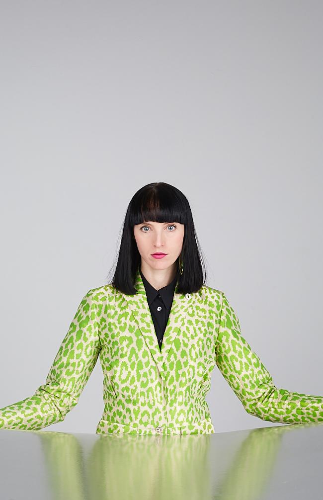 Marie Geneviève Cyr - parsons school of design