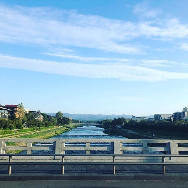 Kyoto morning run