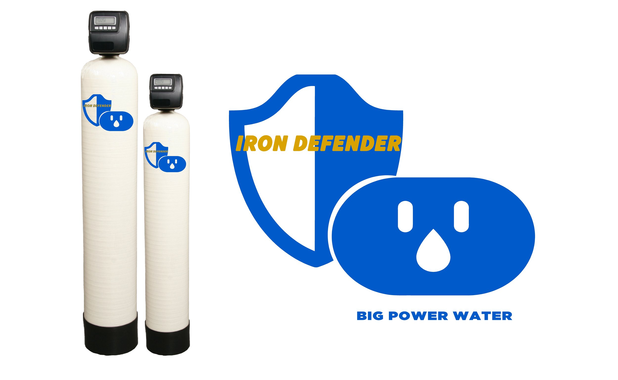 iron water filtration