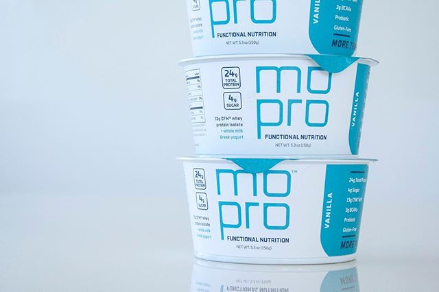Yogurt with a purpose. 24g of protein and only 4g of sugar. Probiotics + 6 clean ingredients + healthy fats from our whole milk Greek yogurt. ⠀ ⠀ The 1st Greek yogurt infused with CFM® whey protein isolate. ⠀ ⠀ Your new protein bar is in the dairy section.⠀ ⠀ ⠀ ⠀ ⠀ ⠀ ⠀ ⠀ ⠀ ⠀ ⠀ ⠀ ⠀ ⠀ ⠀ ⠀ #mopronutrition #morethanyogurt #greekyogurt #highproteinsnack #guthealthmatters #lowsugar #probiotics #yogurtlover #proteinbarjunkie #highfatlowcarb #postworkoutsnack #crossfitfood #cleaneatsnocheats #healthysnackideas #highproteinlowcarb #highproteinlowsugar #wholemilkyogurt #macrostalking