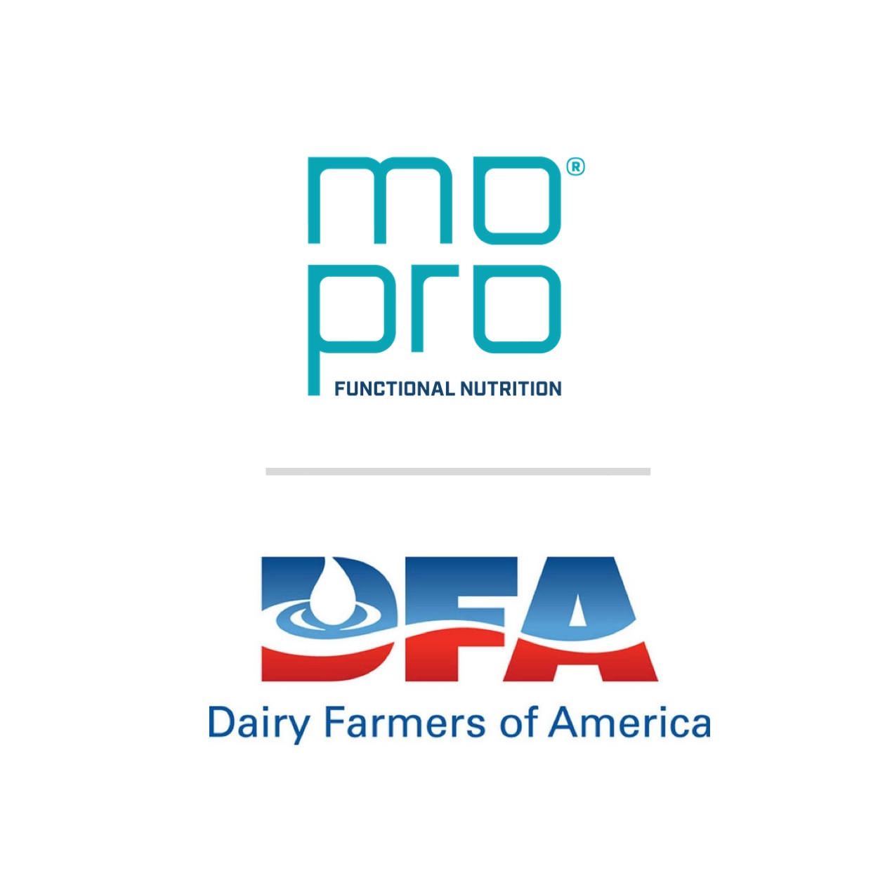 """Dairy Farmers of America Invests in MORPO     """"As a farmer-owned Cooperative, DFA is continuously looking for innovative ways to bring dairy to consumers, and this investment in  MOPRO  reflects that commitment..."""""""