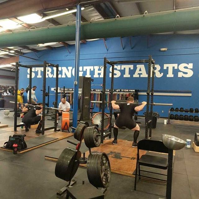 All the best to our lifters competing today at the @usstrengthlifting #fallclassic ! Get some gains! 💪🏻💪🏻💪🏻 #strengthtraining #strengthandconditioning #fitness #strengthtrainingorlando #orlandostrength #squat #deadlift #benchpress #overheadpress #lesstalkmoresquat #thatsnotheavy #makeamericaliftagain #usstrengthlifting