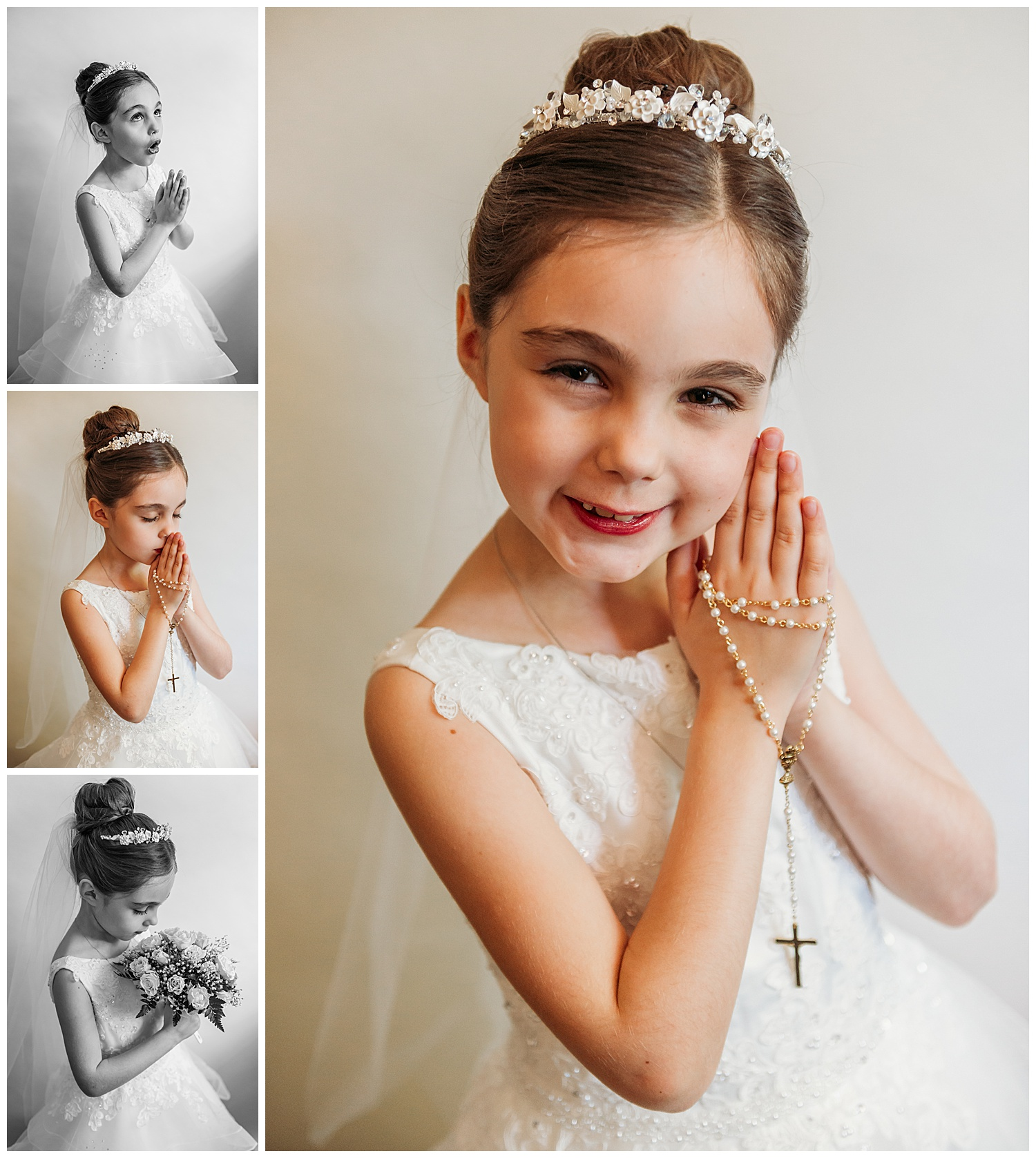 First Holy Communion- Erica Burns Photography