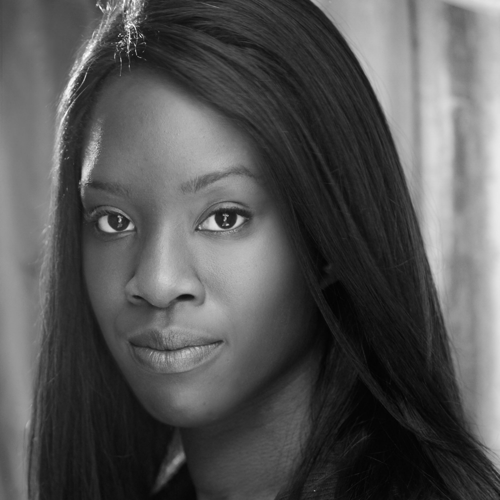 Morayo Akandé  as '  Rebecca Atkin'    Writer / Actor   Morayo is a writer, actor, and director, who trained at the prestigious Idyllwild Arts Academy   in California, USA. After graduating she was accepted into the BA Acting course at the acclaimed East 15 Acting School in London, UK. '1745' is her debut writing credit; the feature film version is currently in development. Her recent acting credits include short film  ' 1745', the feature film 'Burnt' directed by John Wells, and US TV series '24: Live Another Day'.