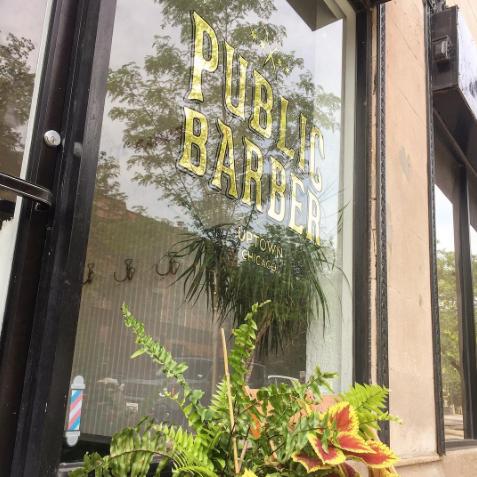 The Public Barber    Chicago, IL