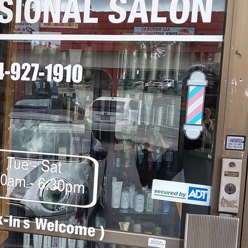 Mac Hair Salon    Dania Beach, FL