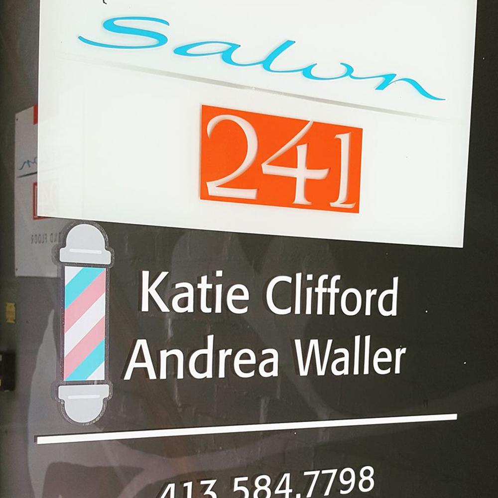 Salon 241    Northampton, MA