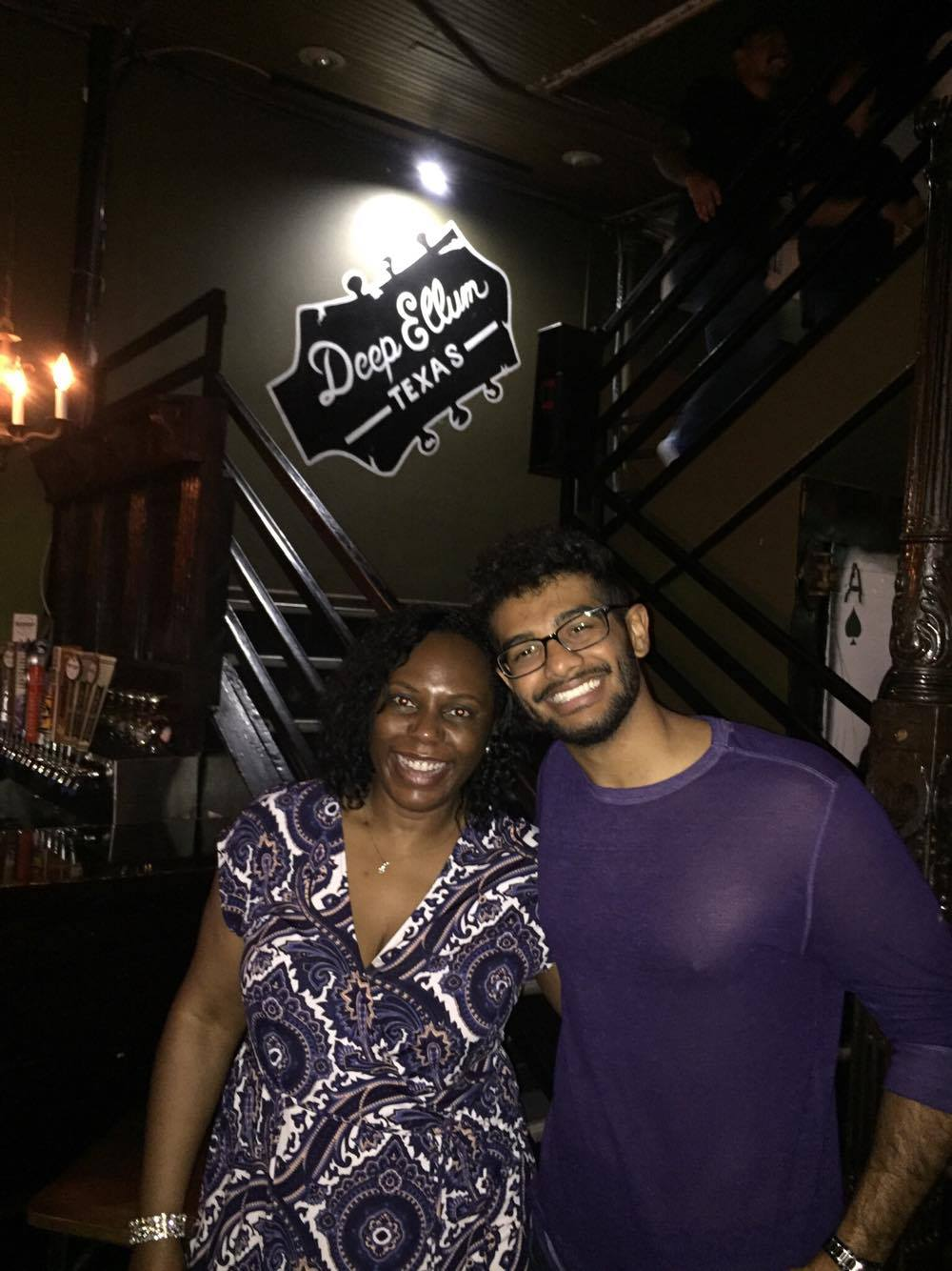 Rita & Ahmed