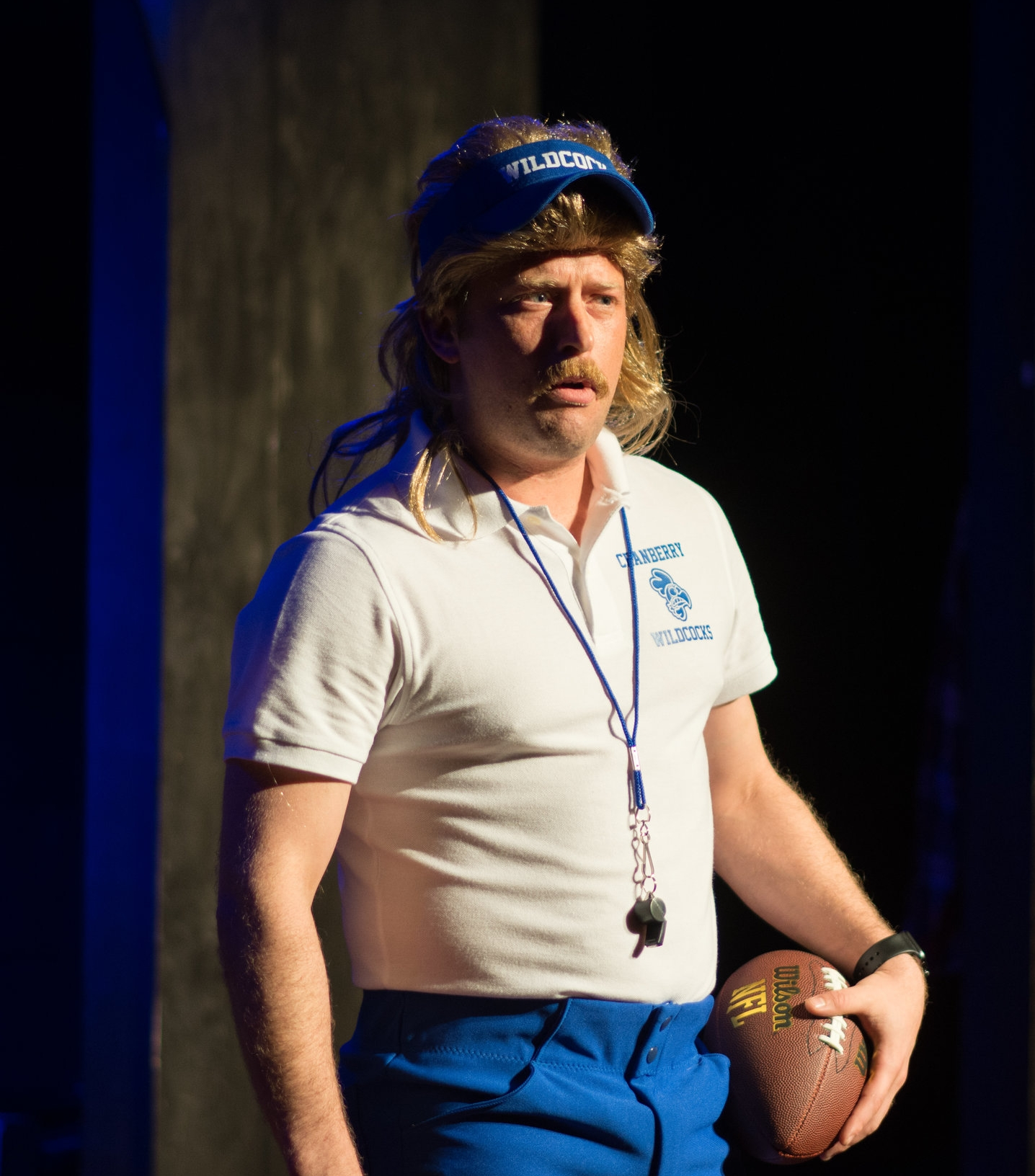 Coach Dale (Played by Brent Crable)