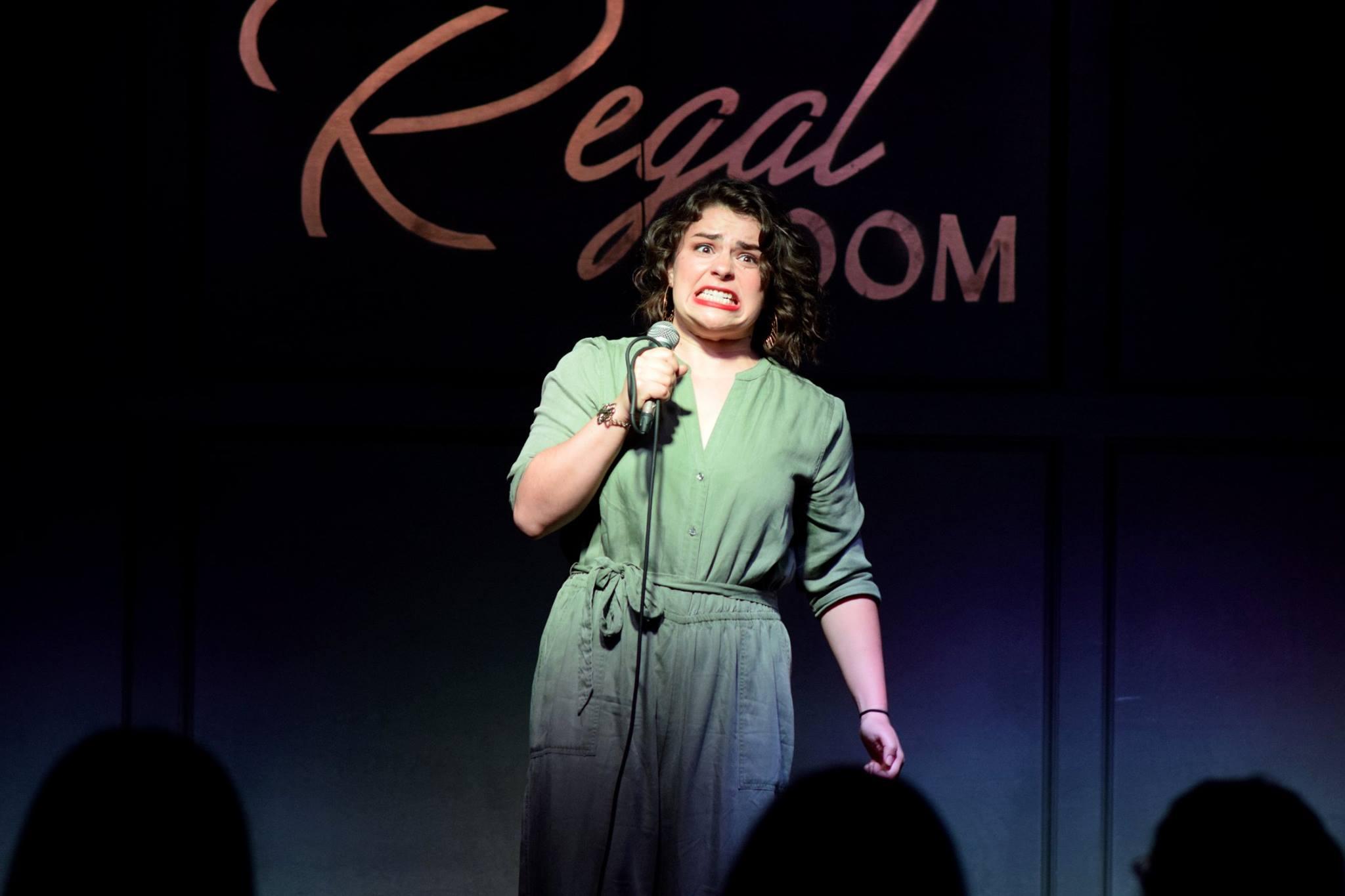 Devon Kodzis at the 2018 Dallas Comedy Festival  Dallas Comedy Festival
