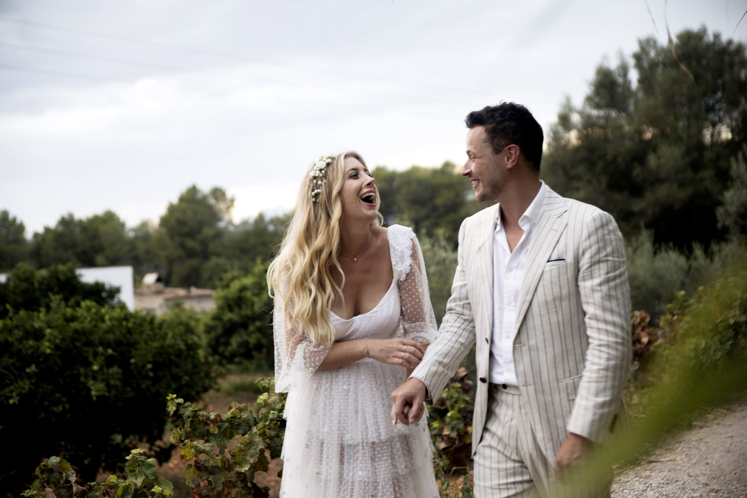 Jeremy did a fab job capturing our big day in Ibiza, he is super easy going and really enjoyable to have around, we were sad to see him go at the end of the night! Thank you so much for all the awesome photos.Big hugs Han & Nick x - Hannah & Nick, Can Gall, Ibiza