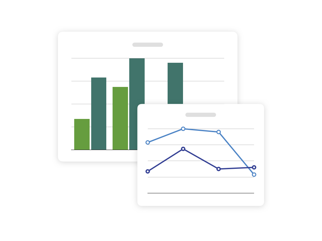 Build blocks and boards - With data aggregated, build niche-specific dashboard and reports to advise your client. Board and blocks automatically update when you close your clients' books.