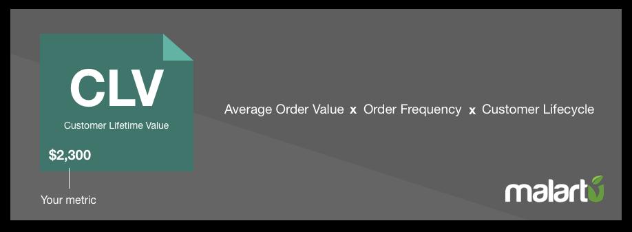 Customer Lifetime Value - Malartu - eCommerce KPIs