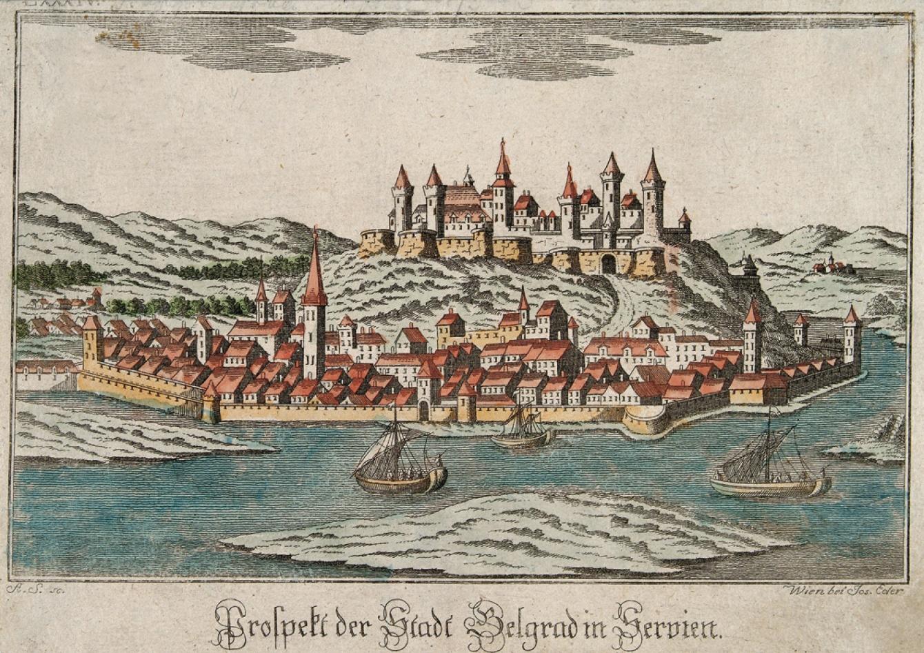 Early-Modern Serburbia