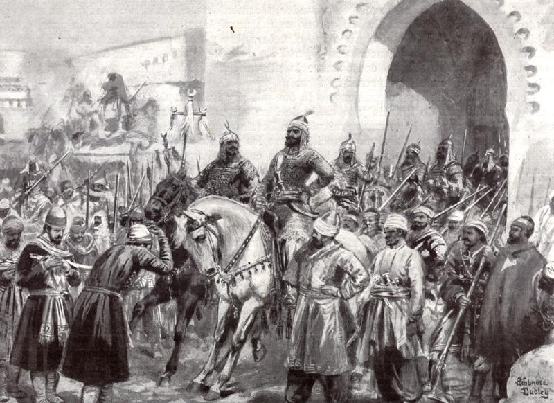 Suleyman mounts Baghdad to his trophy cupboard