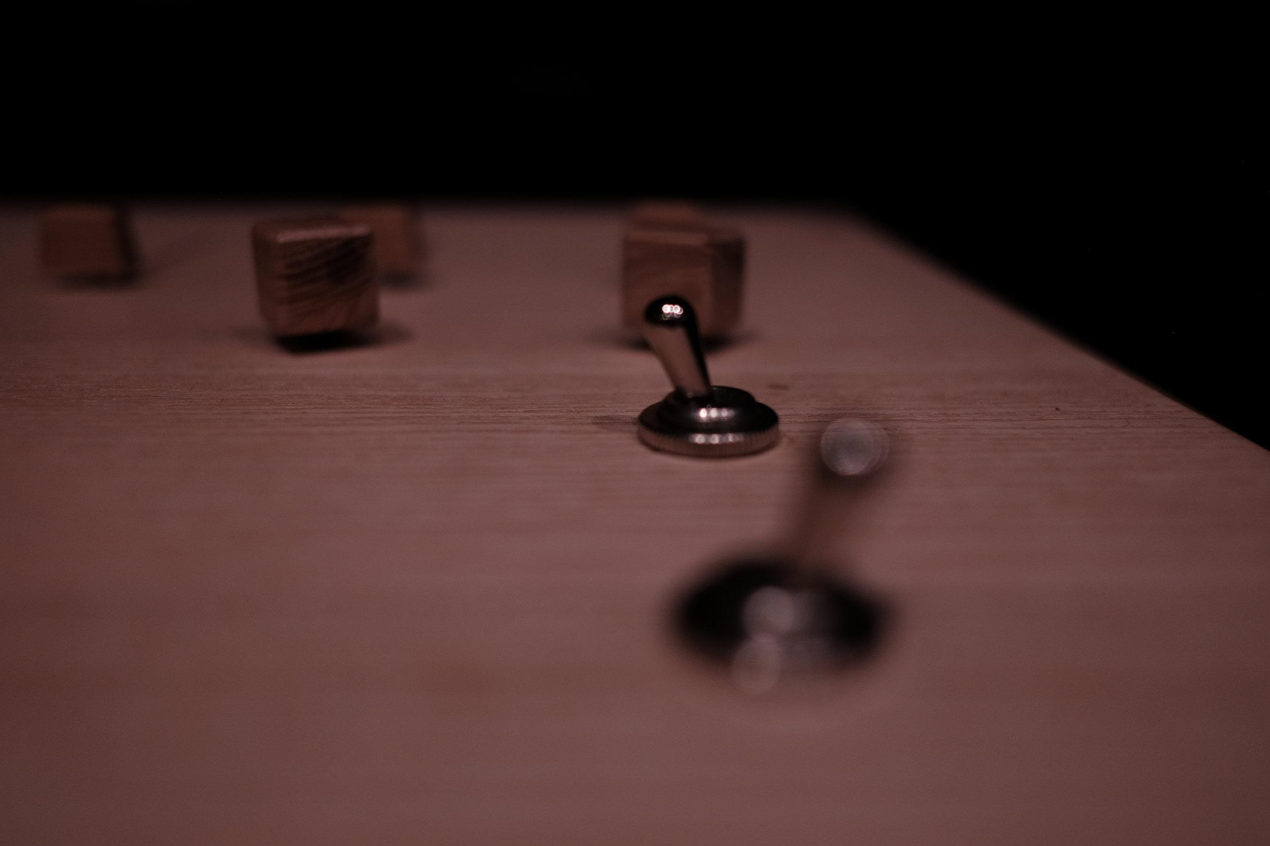 Tarek Atoui, Sound Box - Elefsina (detail)
