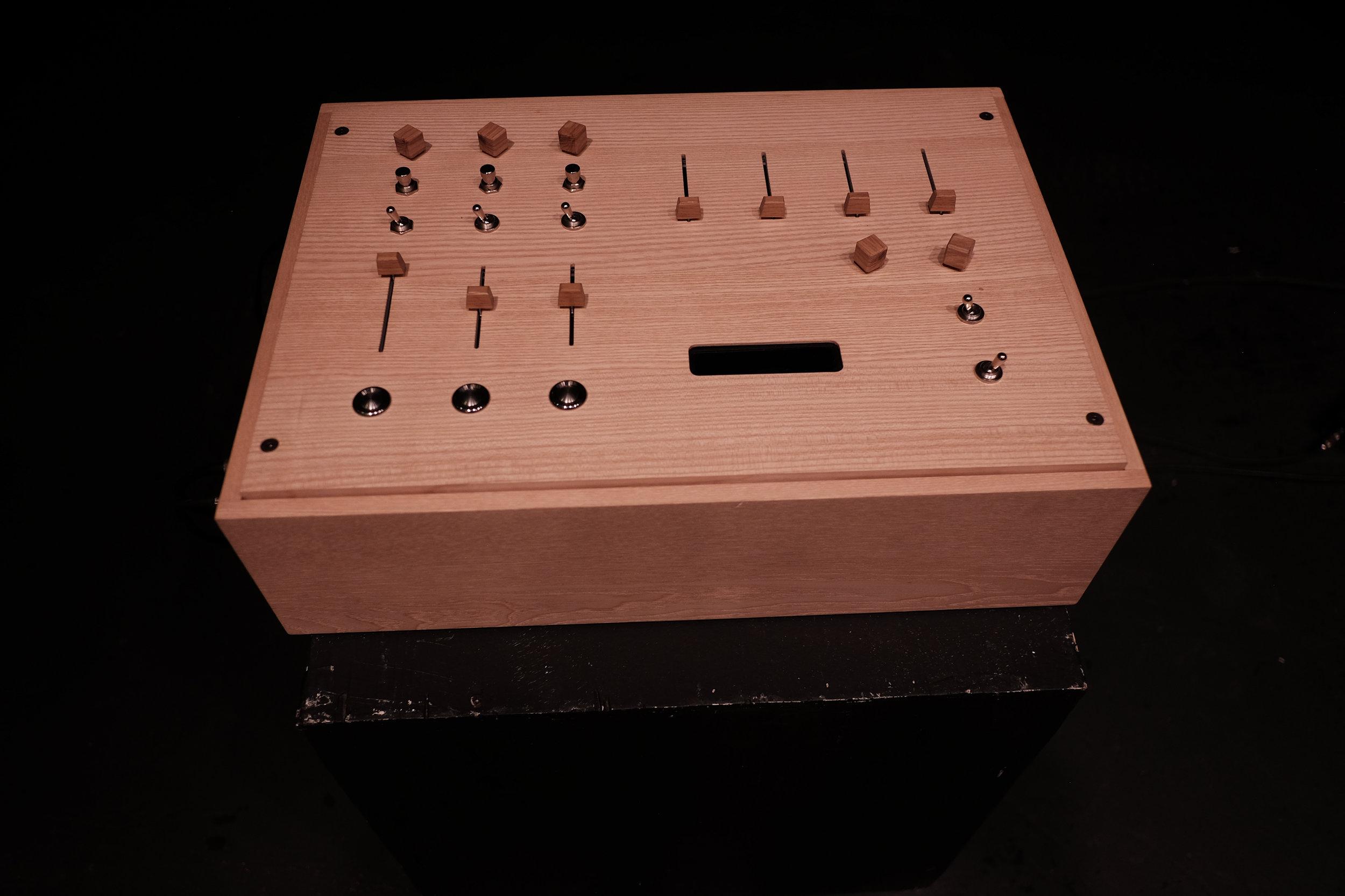 Tarek Atoui, Sound Box - Elefsina