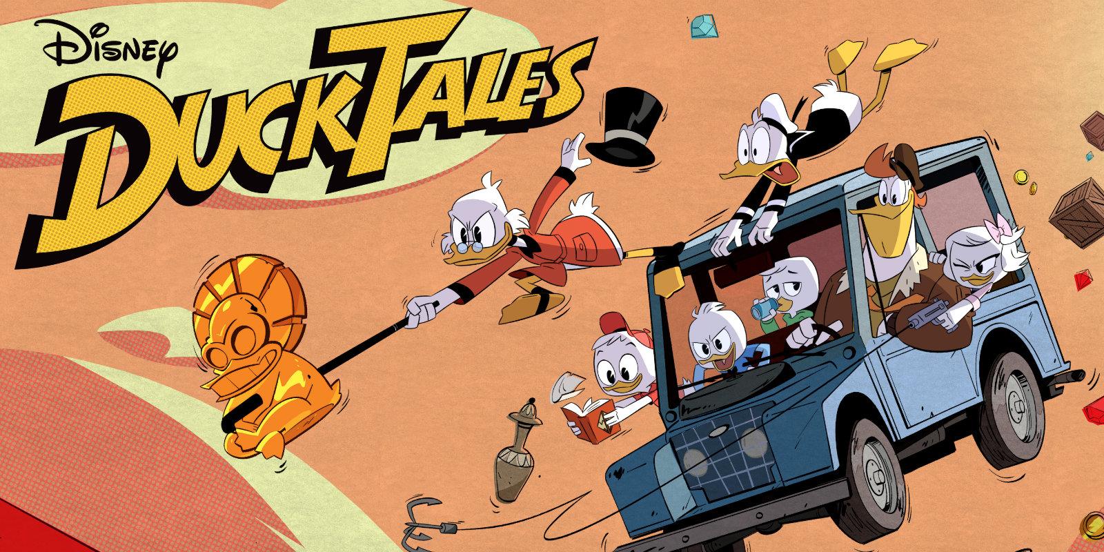 "Disney Television Animation ""Ducktales, Season 2""  Storyboard Artist"