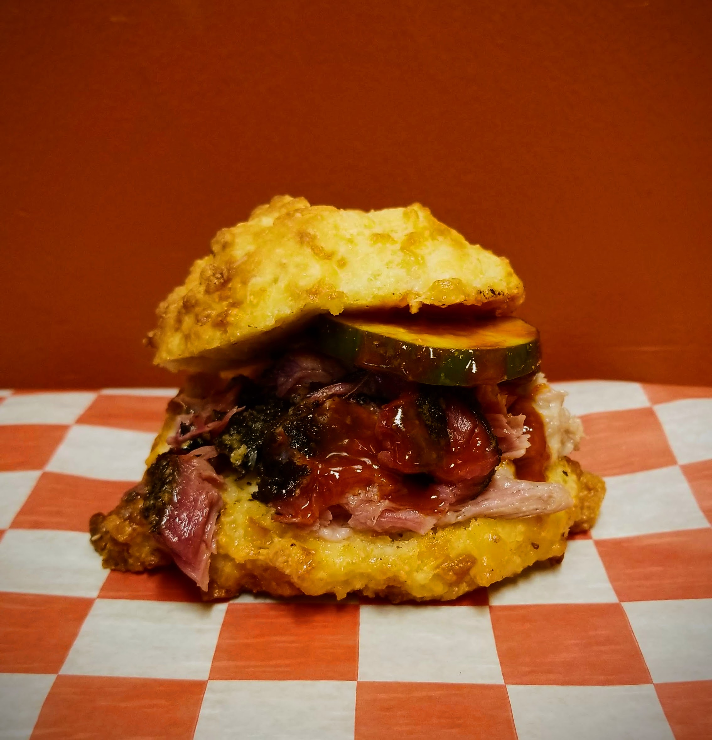 The covetted Cheese Bicuit Slider