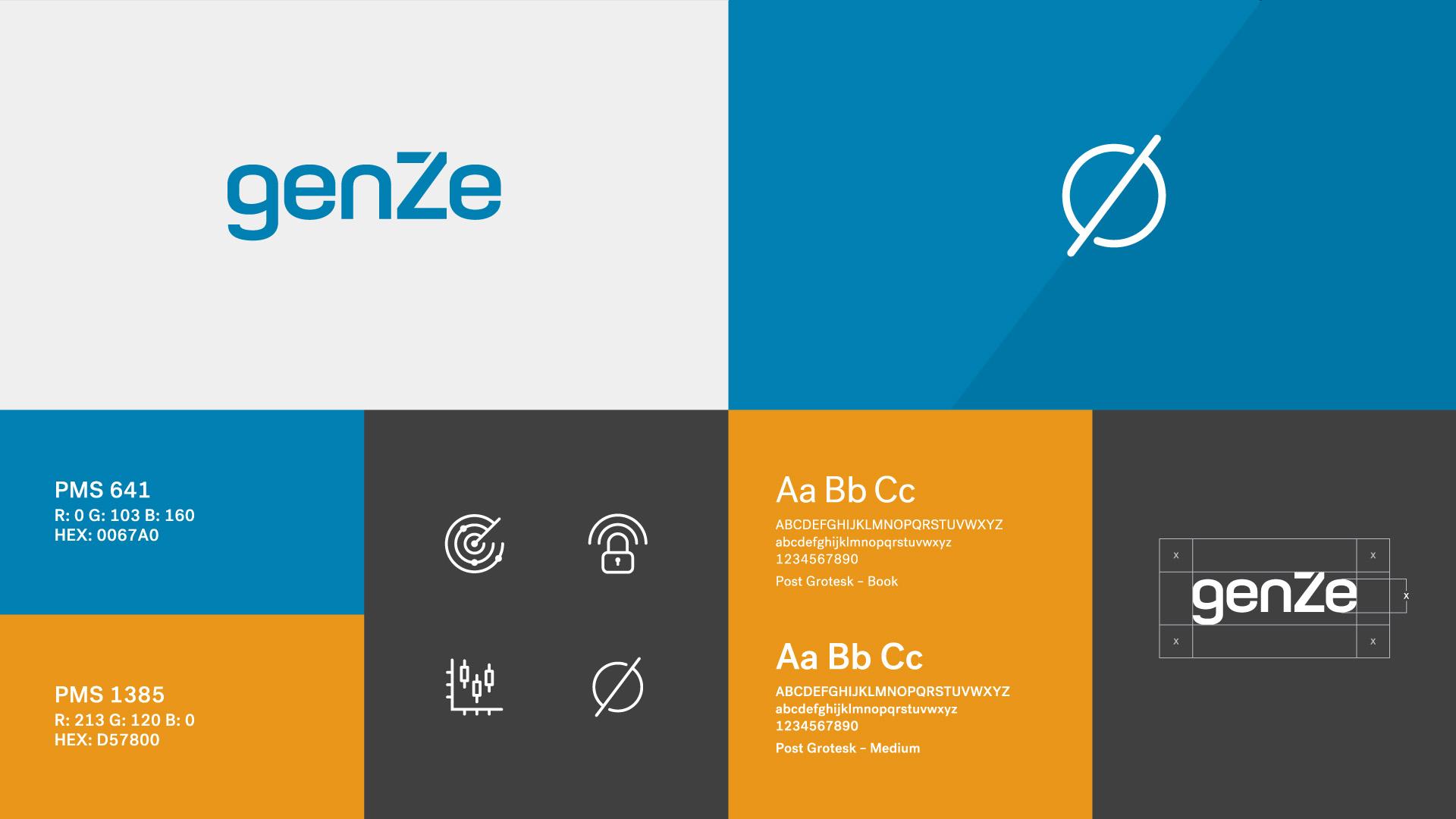 Genze — Tony T  Nguyen
