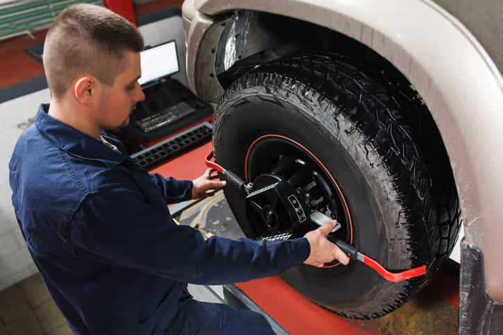 How To Know When It's Time For A Wheel Alignment