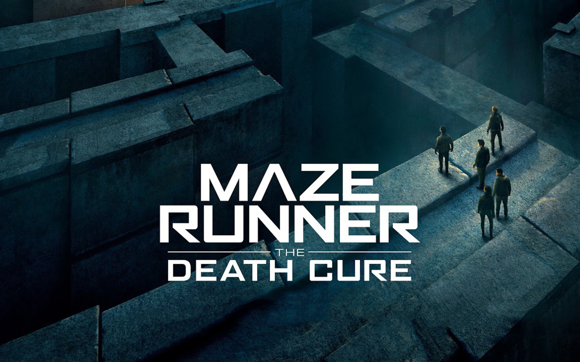 Thoughts On Maze Runner The Death Cure 2018 Hunter Hughes