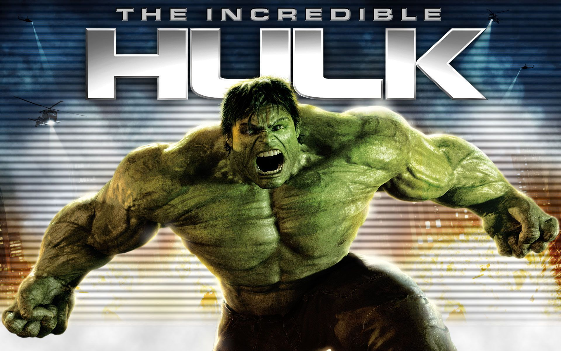 Thoughts on The Incredible Hulk (2008) — Hunter Hughes