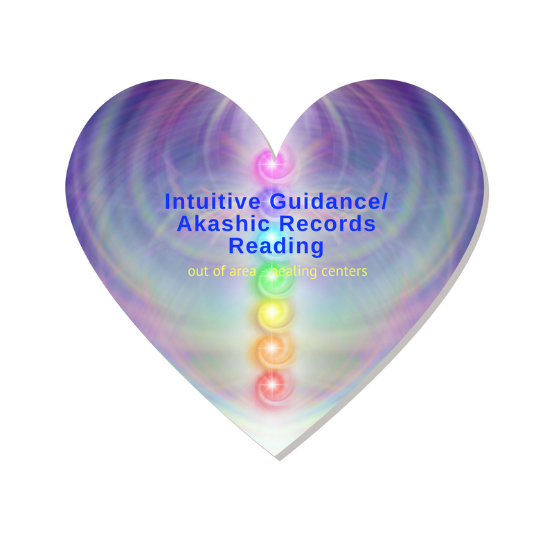 Intuitive Guidance/Akashic Records Reading - out of Kingston, NY area