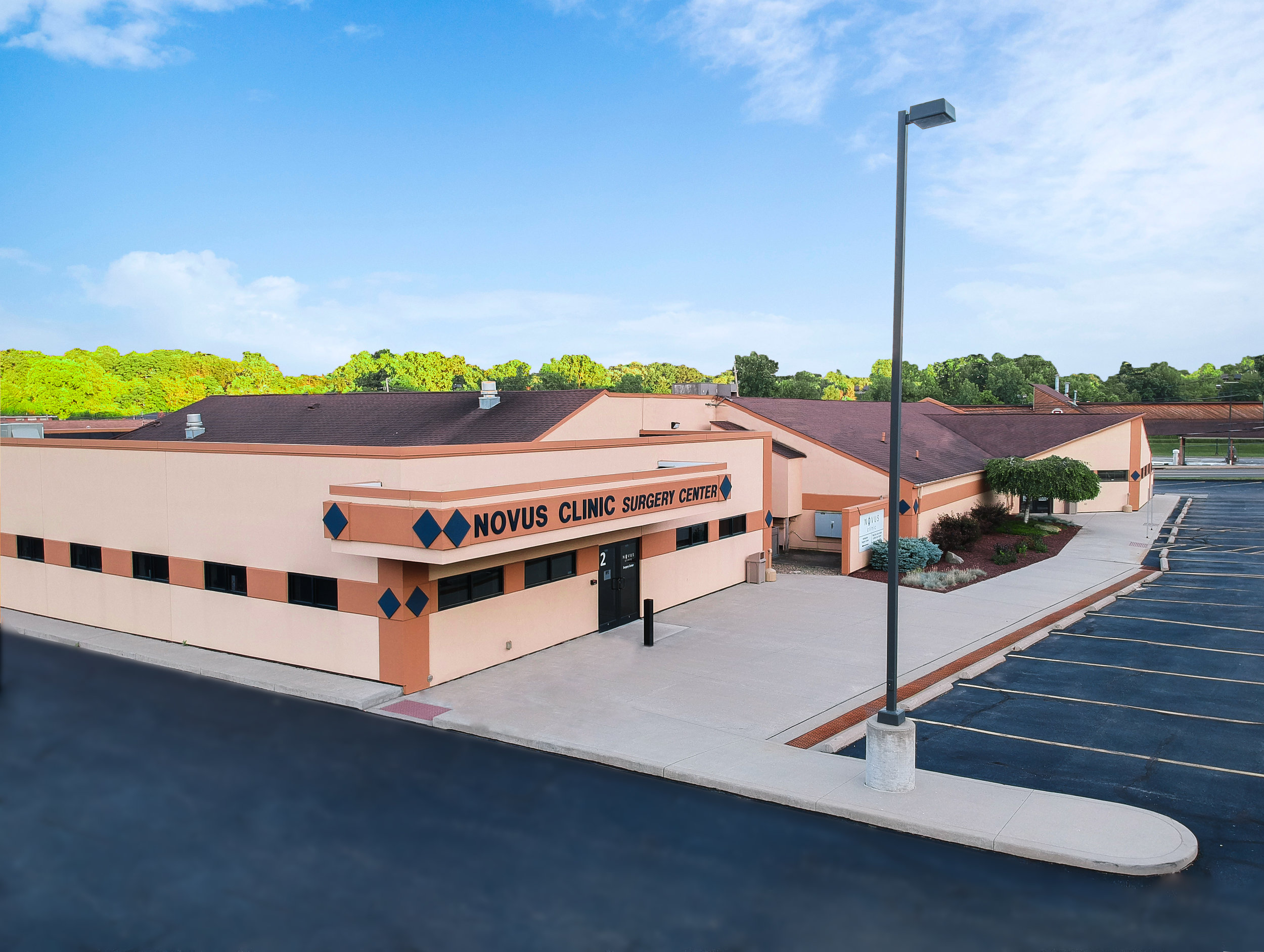 Ophthalmology Surgery Center - Akron, OH    Transaction Value: $3,100,000