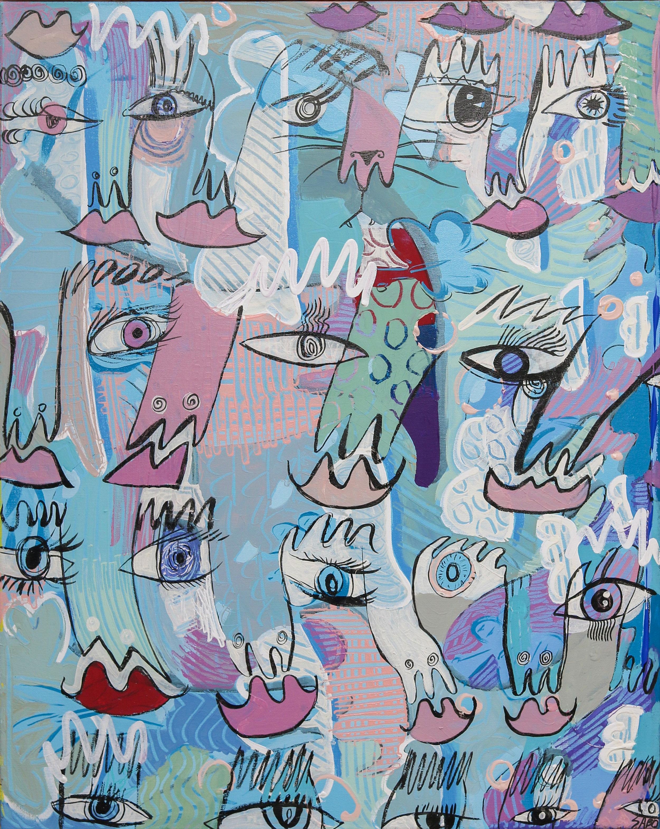 024. dreamgirl - 25 x 31