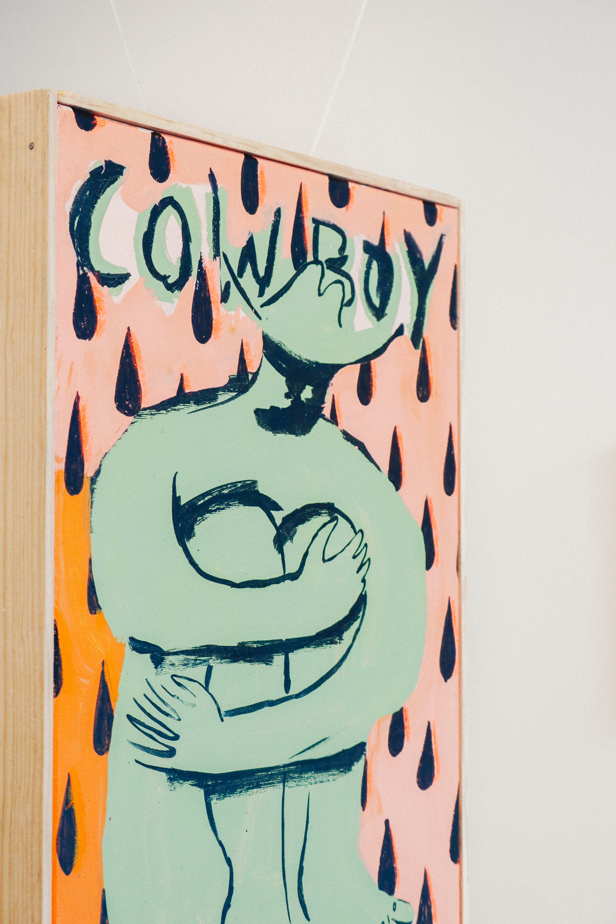 """001. """"SPACE COWBOY"""" -"""